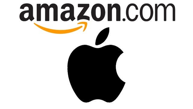 Amazon takes on Apple
