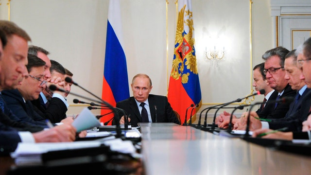 Russia leading new international push to cut of ISIS funding