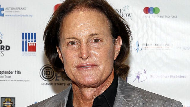 Bruce Jenner is transitioning into a woman