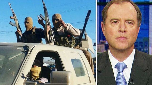 Rep. Adam Schiff reacts to new national security plan