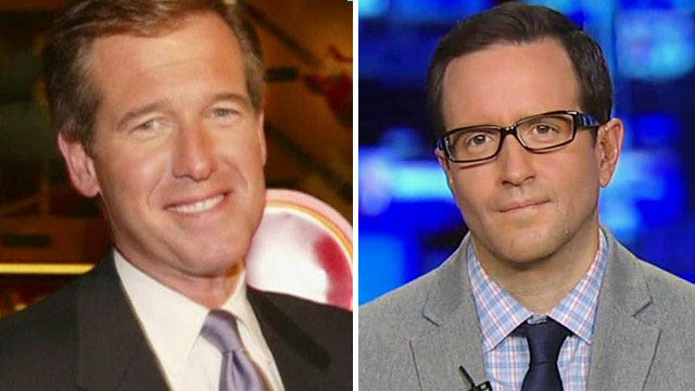 Reporter who broke Brian Williams story speaks out