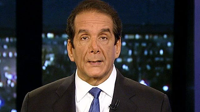 """Krauthammer : Obama """"does not recognize the threat"""""""