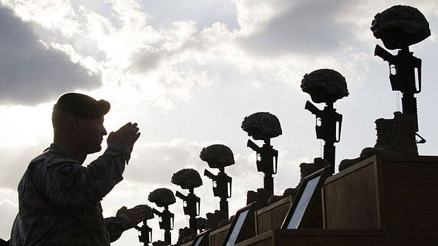 Army to award Purple Heart to victims of Fort Hood shooting