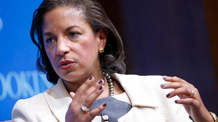 President Obama's National Security Adviser Susan Rice says ISIS dangerous, it is not a threat of 'existential nature' like World War II or the Cold War