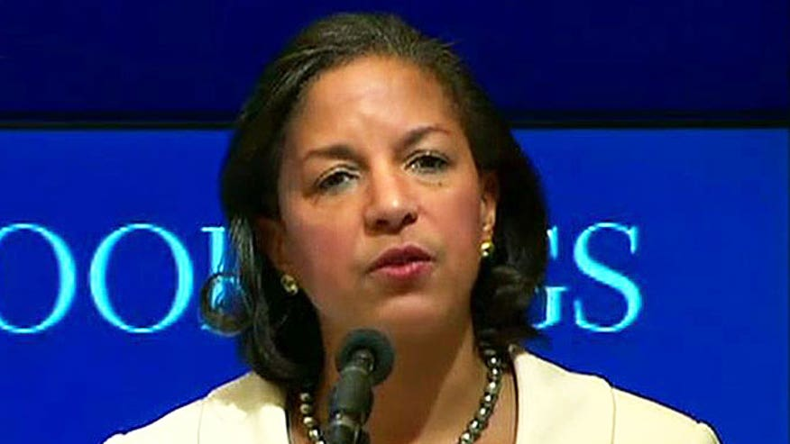 Susan Rice: We cannot afford to be buffeted by alarmism