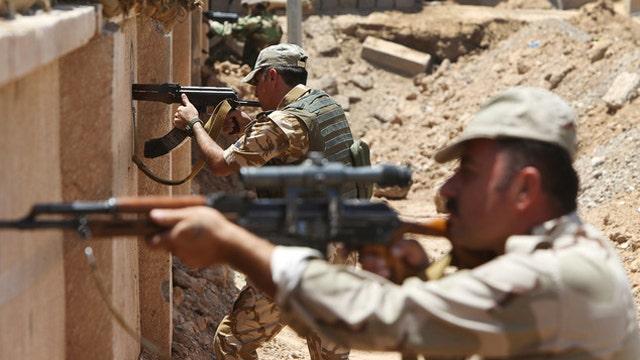 Peshmerga still waiting for US help against ISIS