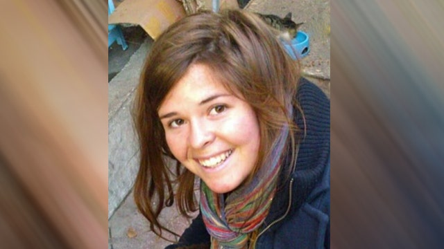 Parents of Kayla Mueller hopeful she is alive