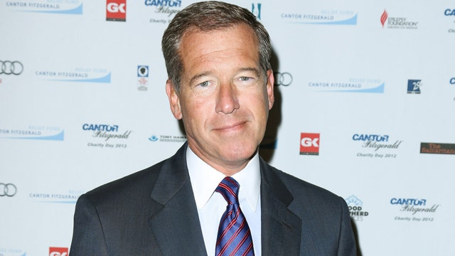 NBC's Brian Williams announces leave of absence