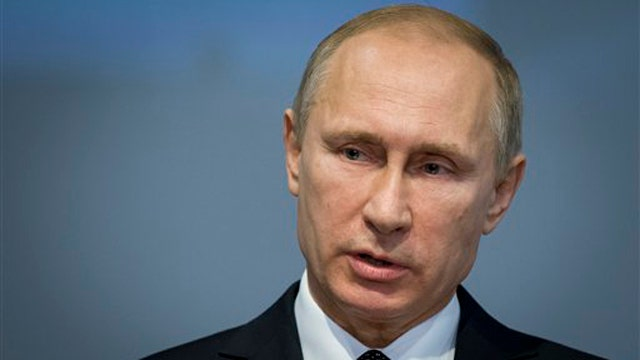 Can Putin be tamed in Ukraine?