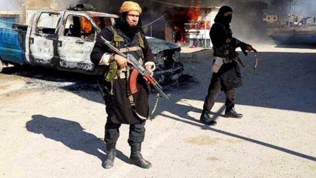 Cut down ISIS by cutting off their cash?