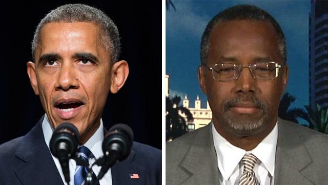 Dr. Ben Carson on Obama's National Prayer Breakfast remarks