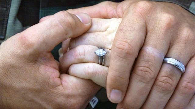 How marriage helps your finances, health, happiness