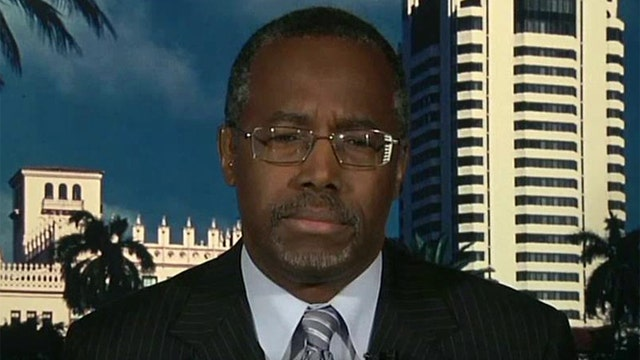 Ben Carson on measles outbreak, vaccines and public safety