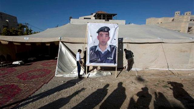 Jordan hits ISIS with airstrikes
