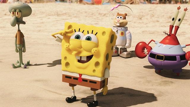 New 'Spongebob' adventure worth your box office bucks?