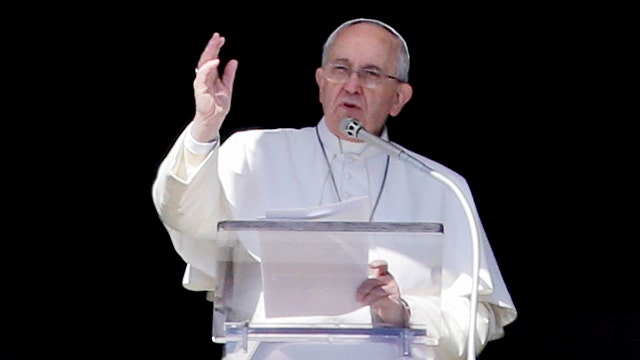 Pope Francis under fire for spanking comments