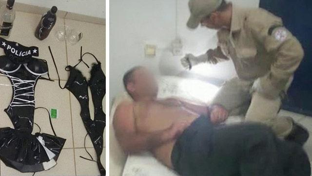 Brazil: Three scantily clad women help 28 prisoners escape