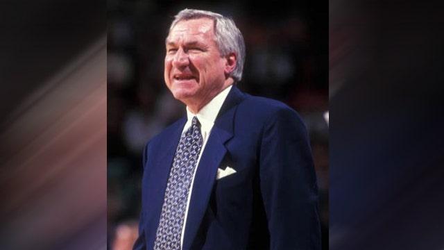 Legendary UNC basketball coach Dean Smith passes away