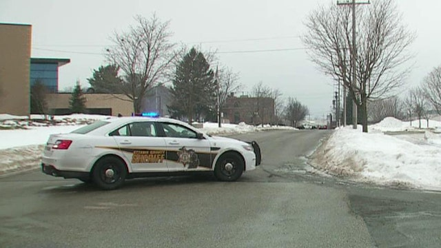 FBI investigating attack at Michigan Coast Guard station