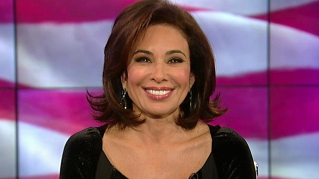 Judge Jeanine: President Obama is comfortable with extremism