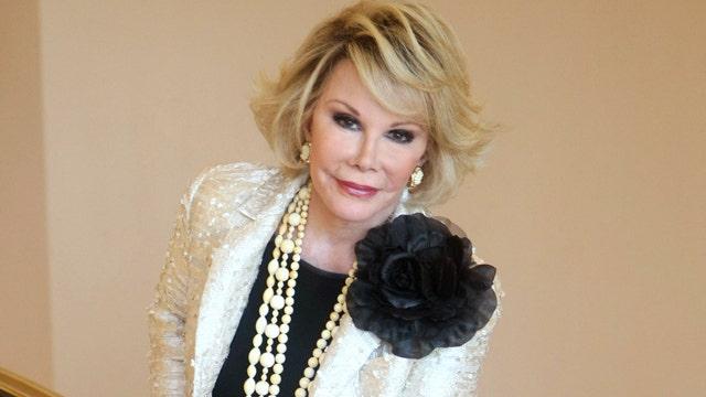 Joan Rivers snubbed in Grammys segment?