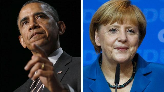 Obama, Merkel to meet to discuss Ukraine situation