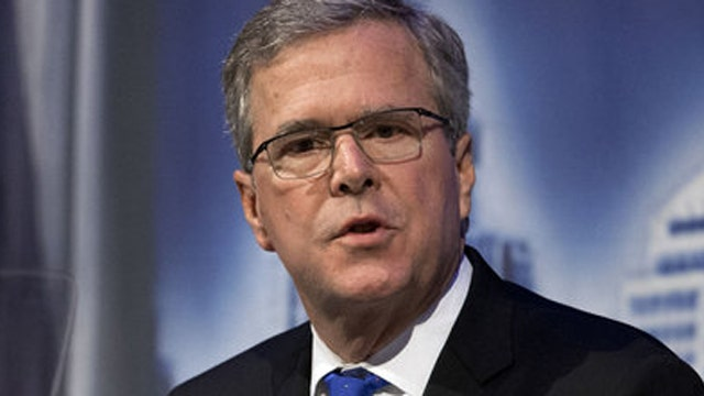 Jeb Bush leads 2016 GOP pack in New Hampshire poll
