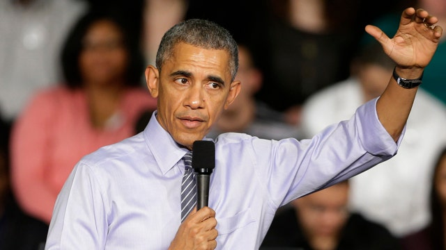 Does Obama think Christians are on their 'high horse'?