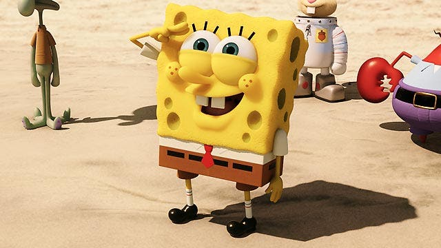 Hollywood Nation: SpongeBob soaks up box office