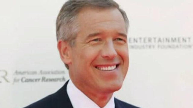 Dave Letterman's 'Top 10' focuses on things Brian Williams may or may not have said