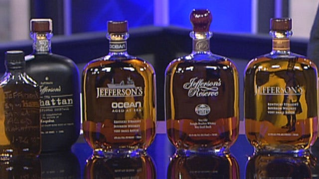 Bourbon boom: Who's buying up the brown stuff?