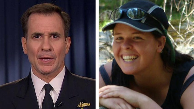 Mystery surrounds American aid worker's death by ISIS
