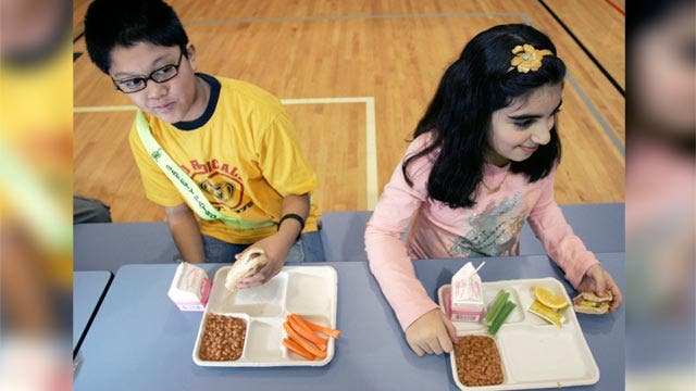 'Outnumbered Overtime': Getting kids to eat healthy