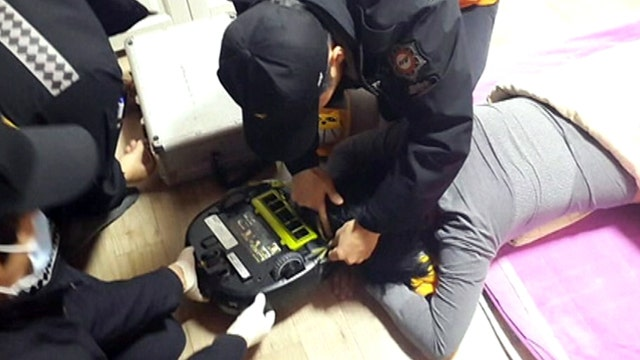 Paramedics called after robotic vacuum 'attacks' woman