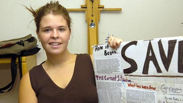 ISIS murders female American hostage Kayla Mueller