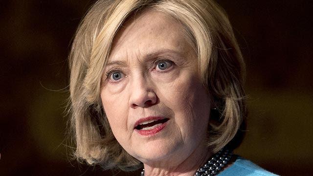 Turmoil behind the scenes of team Hillary