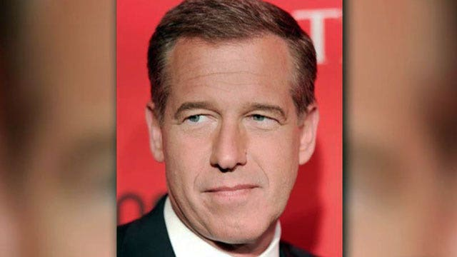 Brian Williams suspended for six months for false Iraq story