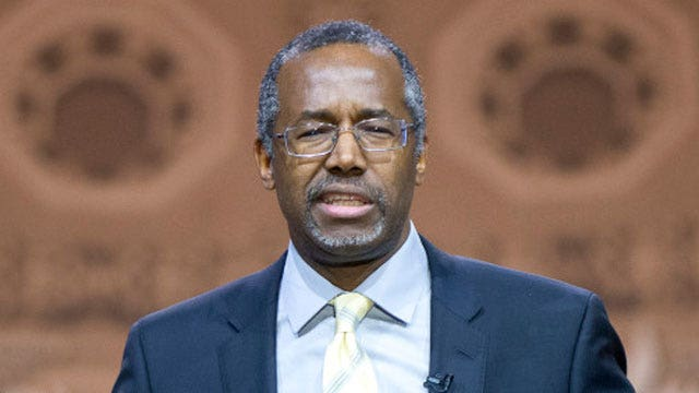 The Southern Poverty Law Center going after Dr. Ben Carson