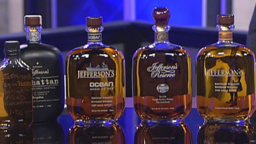 Jefferson's Bourbon master blender Trey Zoeller on trends in the bourbon industry