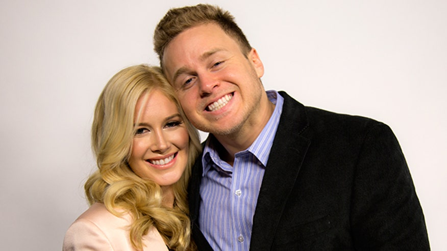 Heidi Montag and Spencer Pratt share their secret to marital success with FNM.