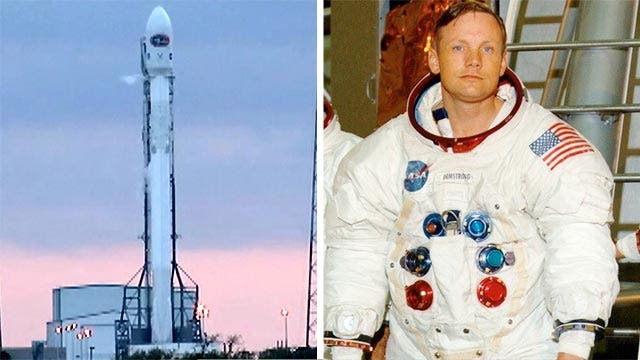SpaceX set for innovation, Apollo 11 artifacts revealed