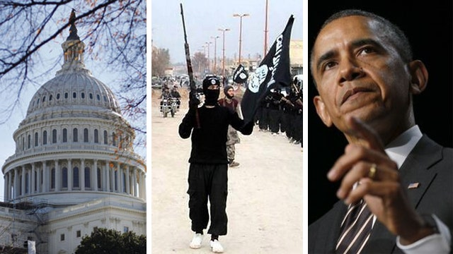 Obama officially asks Congress to authorize war against ISIS