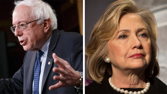 Bias Bash: Media ignoring Clinton challenger drama