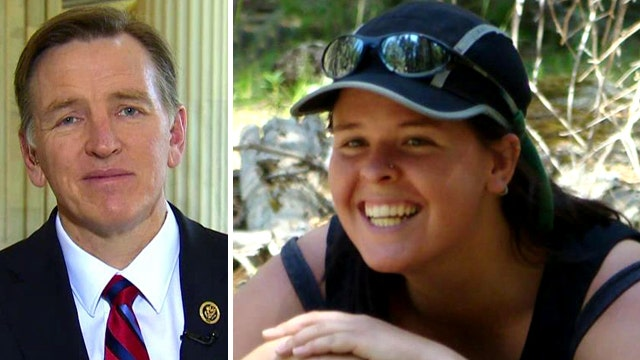 Rep. Gosar: Kayla Mueller was the 'best of humanity'