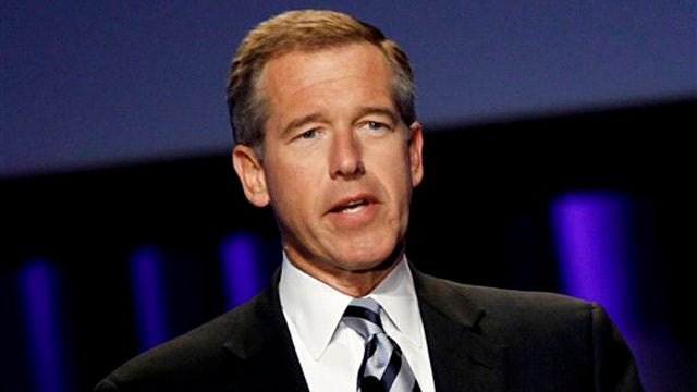 Brian Williams suspended for six months amid scandal
