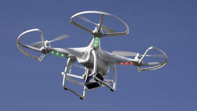 No-fly zone! Website stops drones from flying over homes