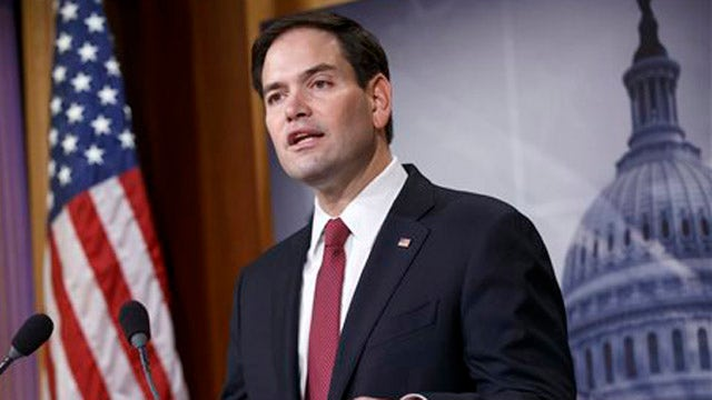 Look Who's Talking: Senator Marco Rubio
