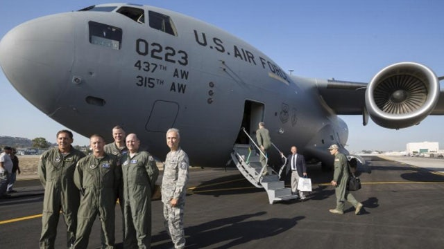Starnes: Air Force allowing itself to be bullied by atheists