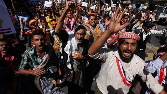 Yemen in chaos: Portrait of an Obama 'success' story
