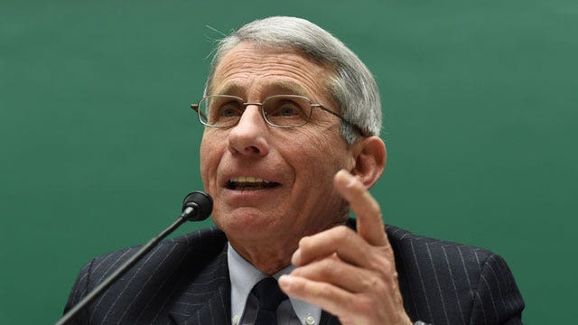 Alan Colmes And Dr. Anthony Fauci